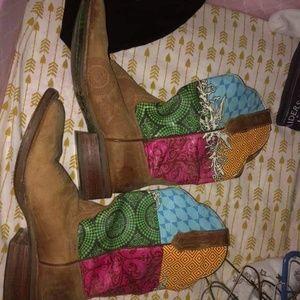 Cinch Cowboy boots